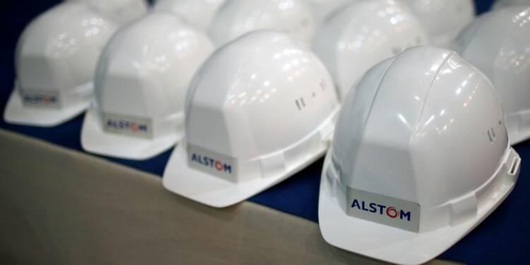 Le gouvernement dément des menaces pour l'emploi chez Alstom