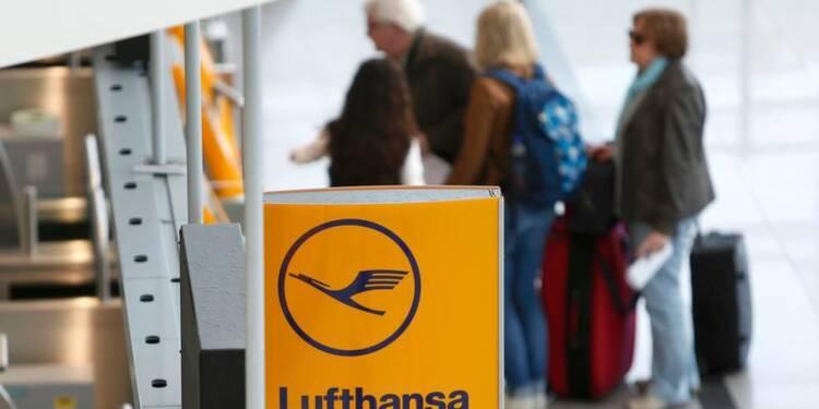 La grève des pilotes de Lufthansa se poursuit samedi