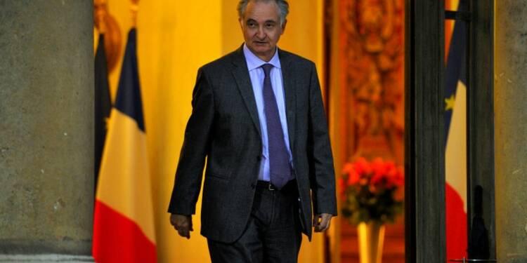Jacques Attali n'exclut pas d'être candidat à l'Elysée en 2017