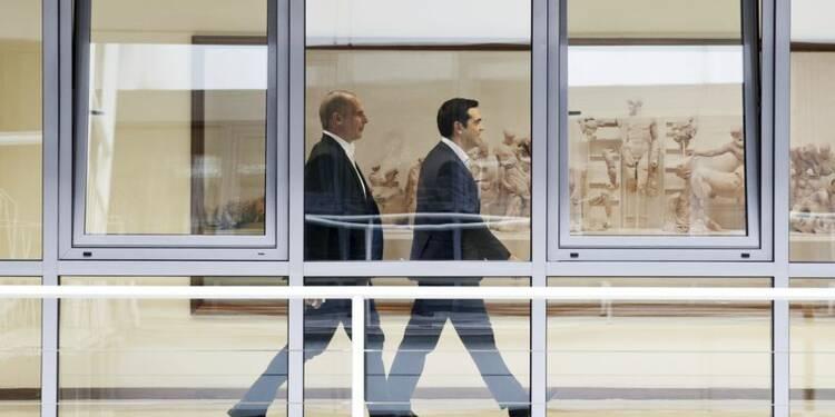 Athènes a discuté à Moscou du gazoduc vers l'Europe