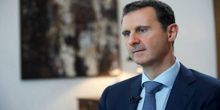 Assad lie la solution politique à l'élimination des terroristes