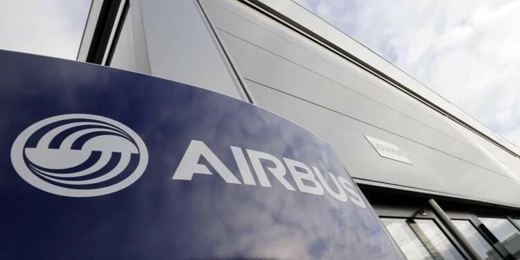 Airbus négocie la vente de 50 avions à Saudi Arabian Airlines