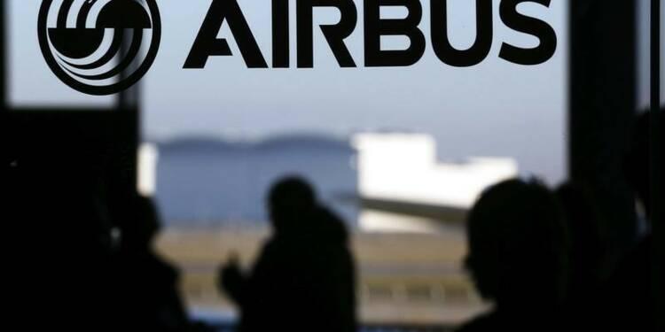 Airbus plombé par la forte remontée de l'euro face au dollar