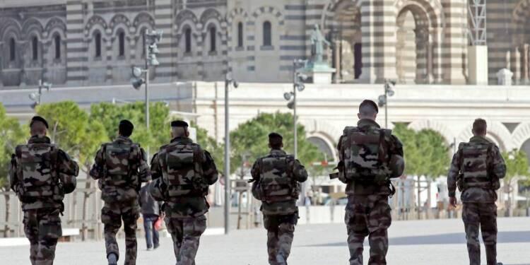 Recrudescence des candidatures à l'armée après les attentats