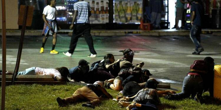 Ferguson en état d'urgence un an après la mort de Michael Brown