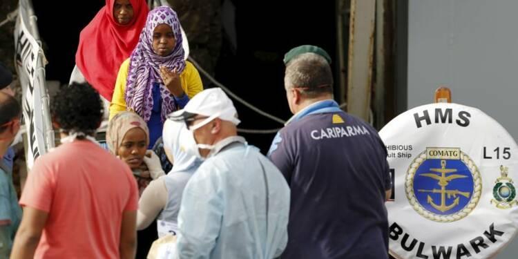 L'Italie annonce le sauvetage de 3.600 migrants en deux jours