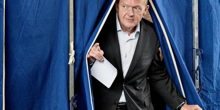 La coalition de droite donnée gagnante des élections au Danemark