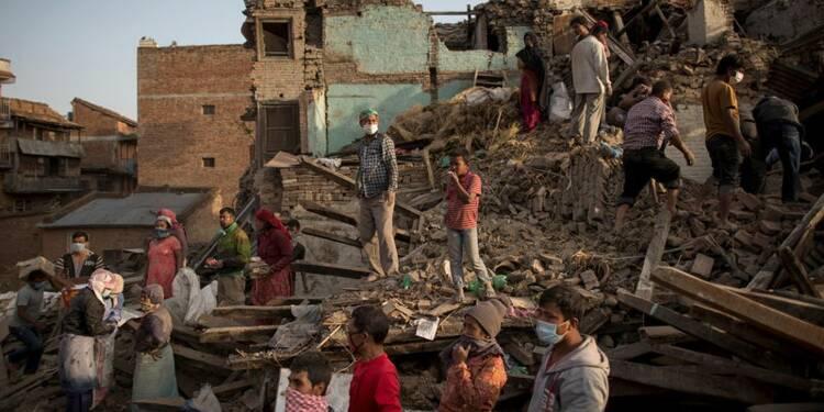 Le Népal commence à chiffrer la reconstruction