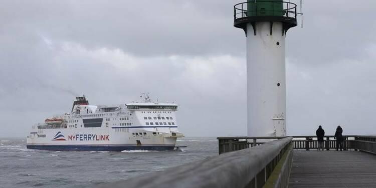 COR-Trafic de nouveau normal sous la Manche et à Calais