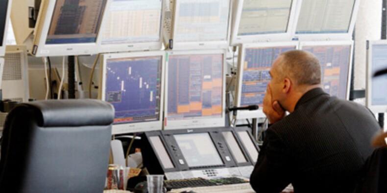 Recul du CAC 40, STMicroelectronics et Alstom chutent