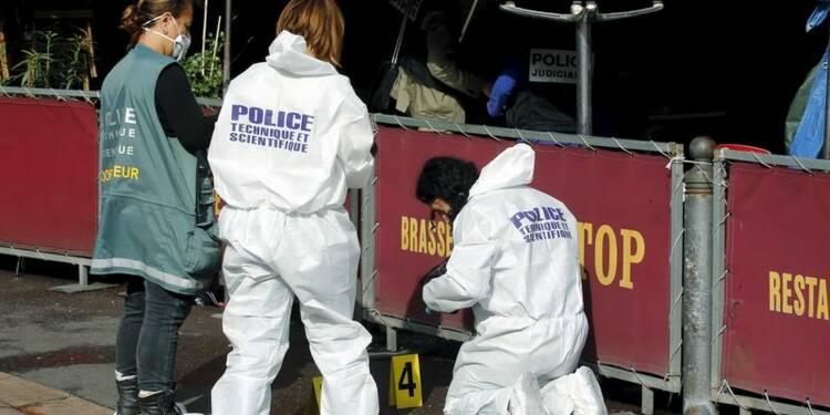 Fusillade dans le centre de Marseille, un mort et cinq blessés