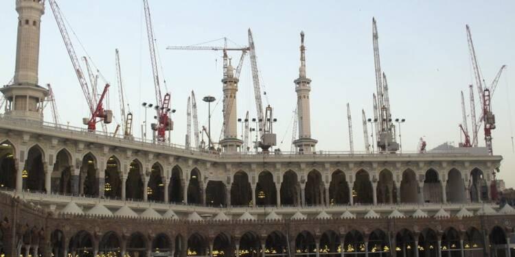 Une grue s'effondre à La Mecque, 87 morts et 183 blessés