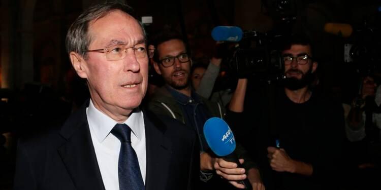 Le procès de Claude Guéant pour les primes en liquide suspendu