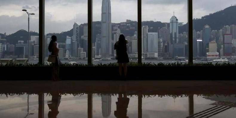 Croissance solide au 2e trimestre à Hong Kong