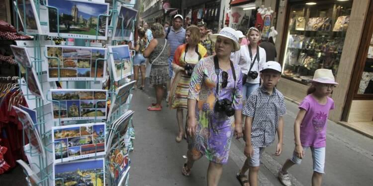 Année record en vue pour le tourisme en Espagne