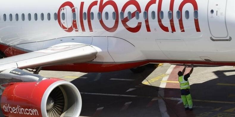 Air Berlin creuse ses pertes au deuxième trimestre