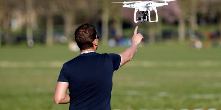 Commander drone législation france et avis drone yuneec q500 4k