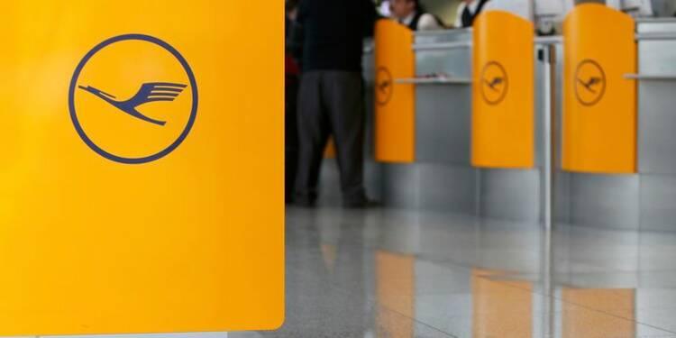 Quatrième jour de grève chez les pilotes de Lufthansa