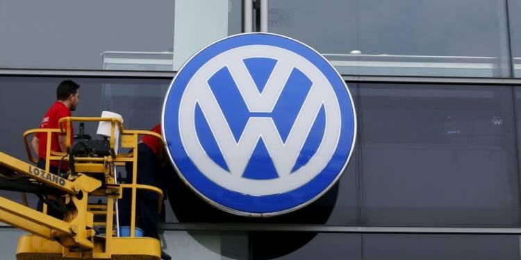 Les ventes du groupe Volkswagen en baisse de 1,5% en septembre
