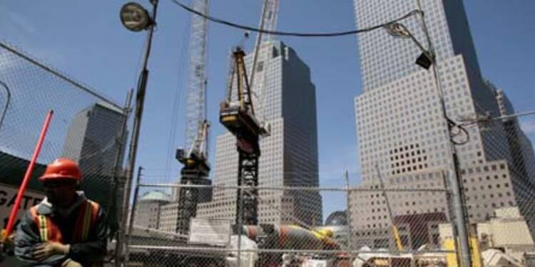 Le secteur de la construction continue de s'écrouler aux Etats-Unis