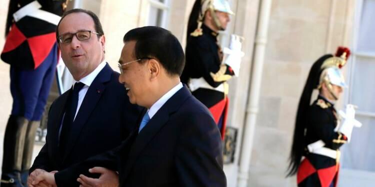 La Chine présente à Paris sa contribution sur le climat