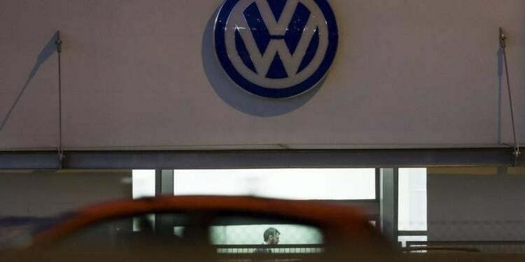 Volkswagen lourdement sanctionné en Bourse, 800.000 nouveaux véhicules incriminés