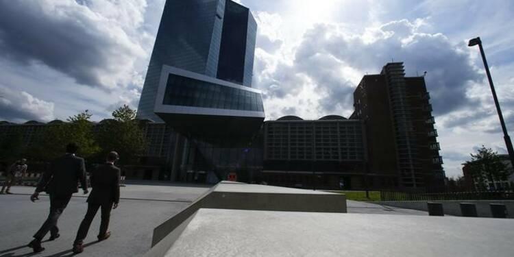 La BCE soumettra les petites banques à des tests de résistance