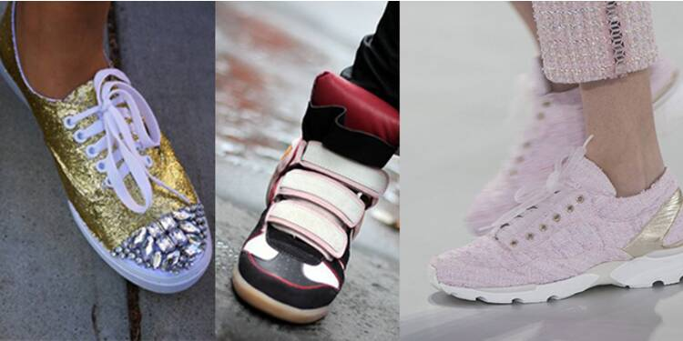 Ces marques de baskets qui courtisent les people