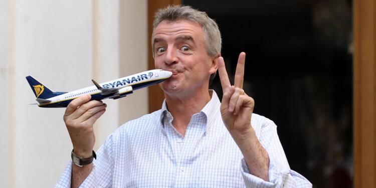 Ryanair : le fabuleux butin du pirate de l'air
