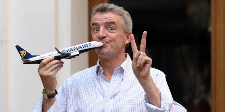 Le bénéfice semestriel de Ryanair explose... à 1 milliard d'euros