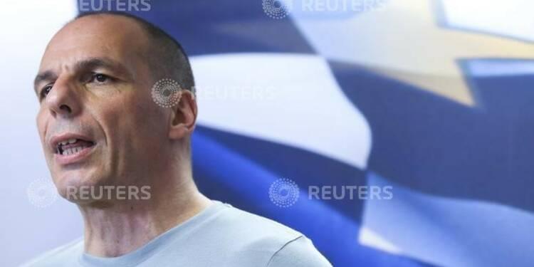 Yanis Varoufakis déplore l'impuissance de la France en Europe