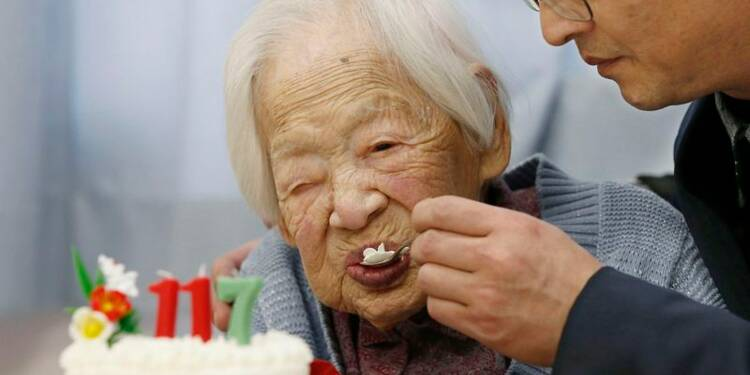 Décès à 117 ans de Misao Okawa, doyenne japonaise de l'humanité