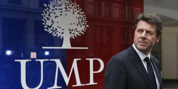 Christian Estrosi tête de liste UMP aux régionales en Paca