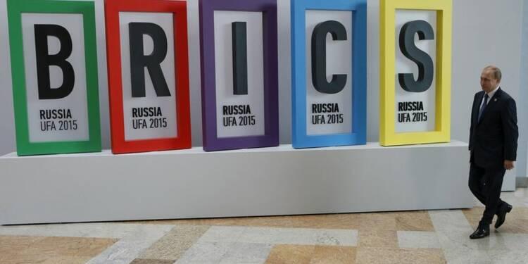 Les BRICS veulent se coordonner pour protéger leurs économies