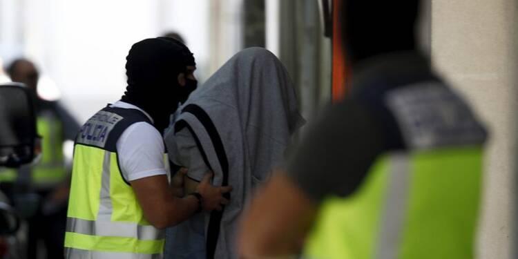 14 recruteurs présumés de l'EI arrêtés en Espagne et au Maroc