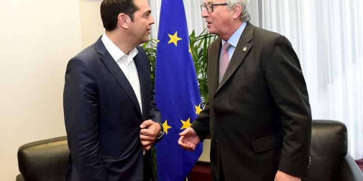 La Grèce et l'UE disent croire encore à un accord