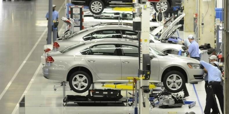 Le platine victime des retombées du scandale Volkswagen