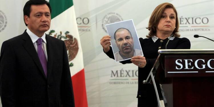 Une prime pour la capture du baron de la drogue El Chapo