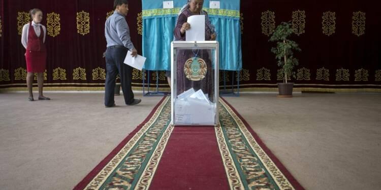 Election présidentielle sans suspense au Kazakhstan