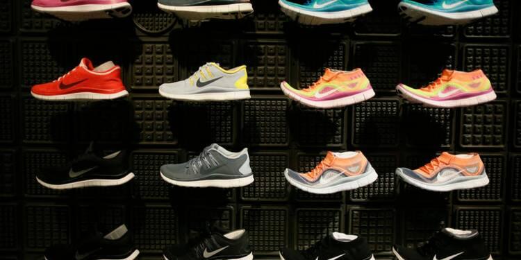 Nike publie encore un bénéfice supérieur aux attentes