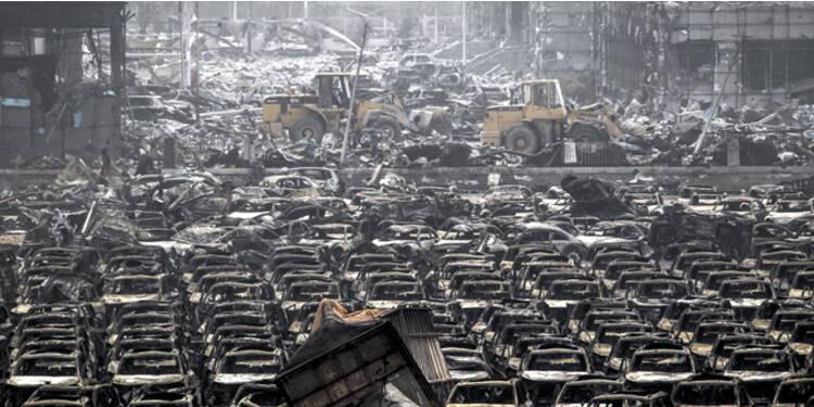 Avant Tianjin, les accidents industriels qui ont marqué les esprits