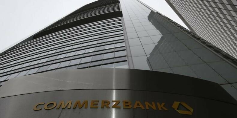 Commerzbank lance une augmentation de capital