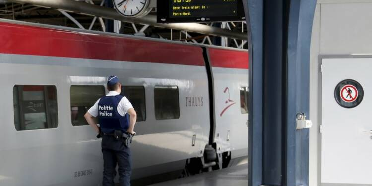Un suspect arrêté dans l'enquête sur l'attaque du Thalys