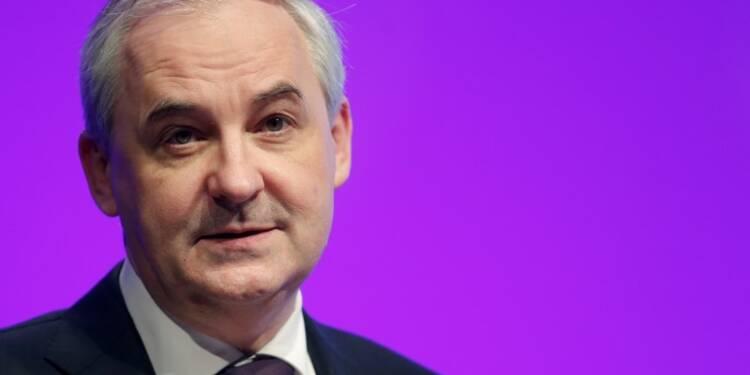 François Pérol dit avoir été un simple conseiller à l'Elysée