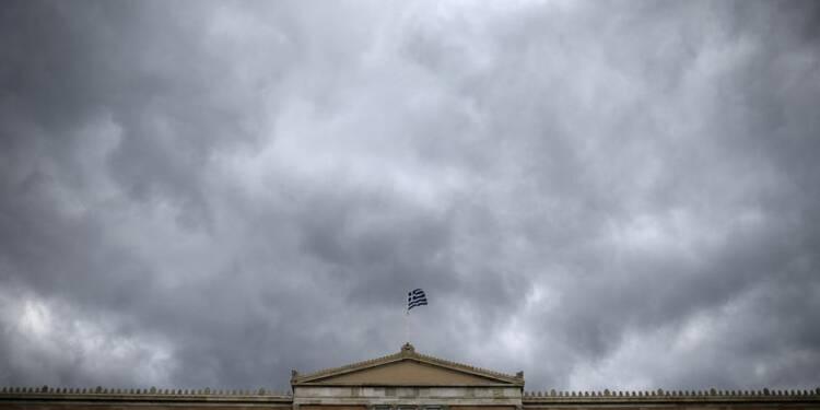 Le Parlement grec entérine la loi de recapitalisation bancaire