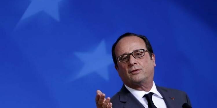 Croissance, logement, Air France : ce qu'il faut retenir de l'intervention de François Hollande