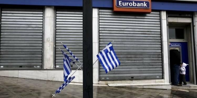 La BCE relève le plafond du fonds d'aide aux banques grecques