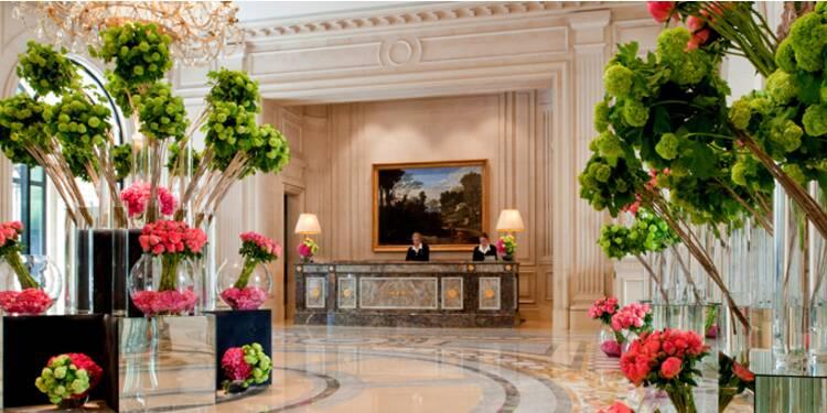 Hôtellerie : la fantastique cure de jouvence des palaces parisiens