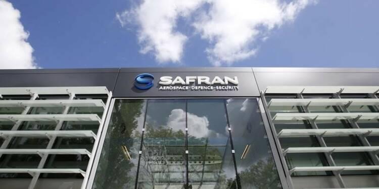 Safran relève ses objectifs grâce à ses services pour moteurs