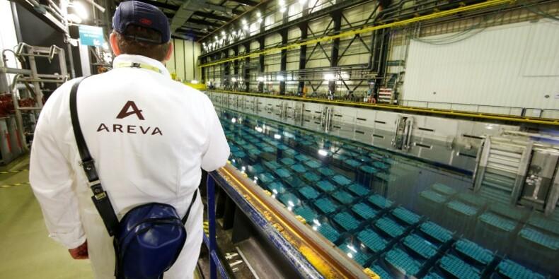 Macron justifie l'opération Areva-EDF par l'international